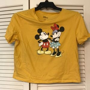 Mickey and Minnie top
